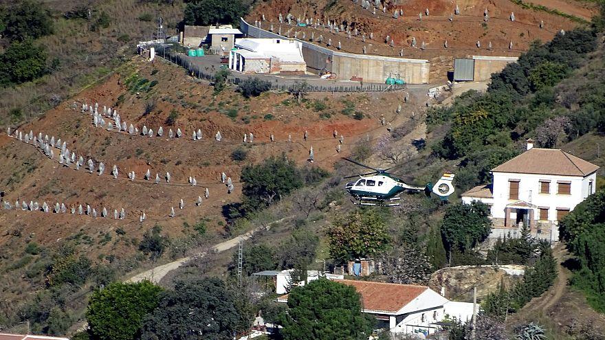 Espagne : les secours à moins d'un mètre du petit Julen