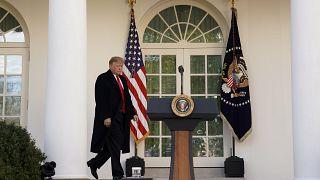 ΗΠΑ: Προσωρινό τερματισμό του shutdown ανακοινώνει ο πρόεδρος Τραμπ