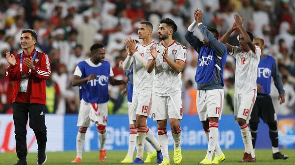 الإمارات تُسقط أستراليا وقطر تهزم كوريا الجنوبية ليتقابلا في نصف نهائي كأس آسيا