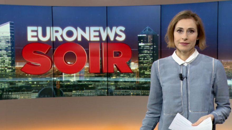 Euronews Soir : l'actualité de ce 25 janvier