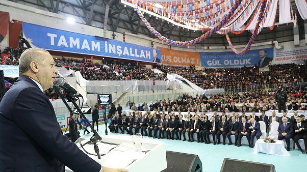 Erdoğan: 'Yerli Google'ımız, 'yerli Yandex'imiz hazır