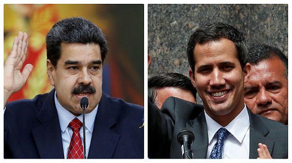 کشمکش سیاسی در ونزوئلا؛ گوآیدو مذاکره با مادورو را رد کرد