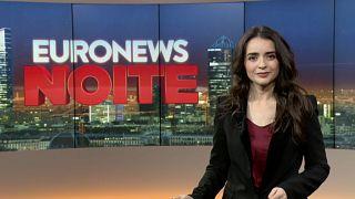 Euronews Noite 25.01.2019