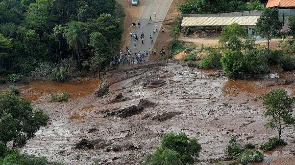 Brazil: officials end evacuation of some 24,000 homes as a second dam no longer feared to collapse