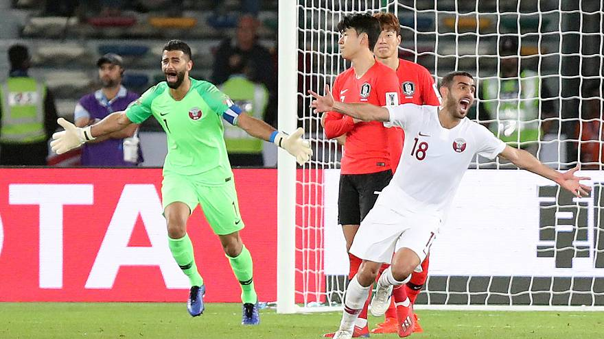 جام ملتهای آسیا؛ قطر و امارات به نیمه نهایی رفتند