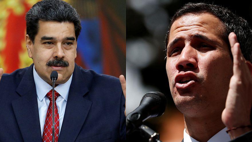 Staatskrise: Maduro erneuert Gesprächsangebot an Guaidó