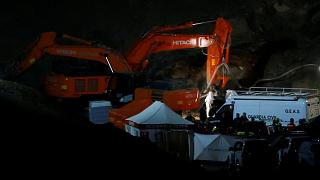 Spanish rescuers find body of toddler trapped in borehole