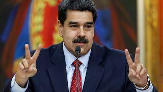 """Maduro pide a la UE que retire su """"ultimátum"""""""
