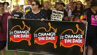 مظاهرات في سيدني تنادي بتغيير تاريخ اليوم الوطني لأستراليا