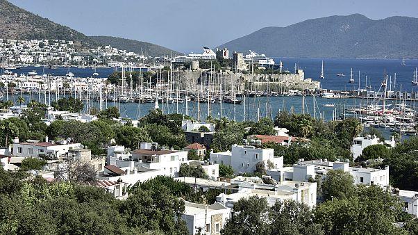 Türkiye'ye gelen Rus ve Ukraynalı turistlerin sayısında artış