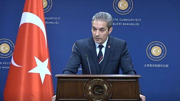 Το τουρκικό ΥΠΕΞ για τη Συμφωνία των Πρεσπών