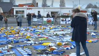 'Emi and the pilot are out there and we can't leave them' says Emiliano Sala's sister
