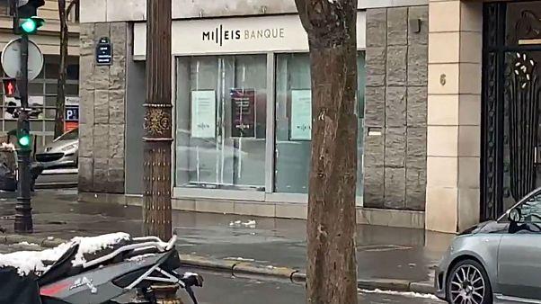 بانک میه پاریس؛ چگونه روز روشن از یک بانک در خیابان شانزهلیزه دزدی کردند