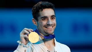 Javier Fernández se despide con su séptimo oro europeo consecutivo