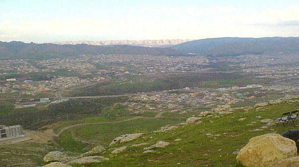 منطقة دهوك في كردستان العراق