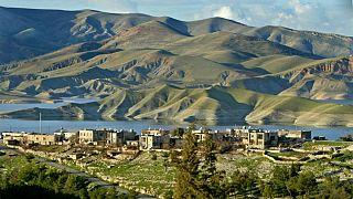 معترضان کرد در دهوک عراق به پایگاه نظامی ترکیه یورش بردند