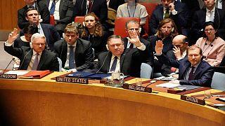 روسیه و چین مانع صدور بیانیه شورای امنیت درباره ونزوئلا شدند