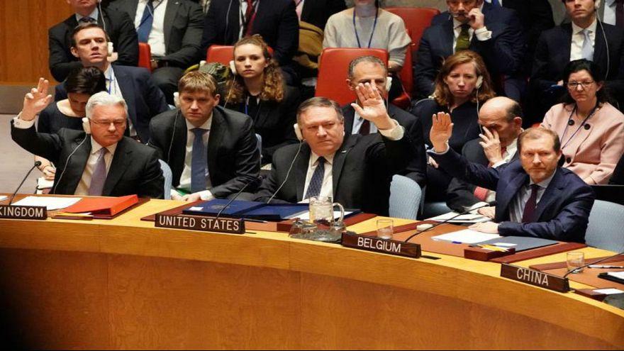 Amerikai-orosz csörte az ENSZ BT-ben Venezuela miatt