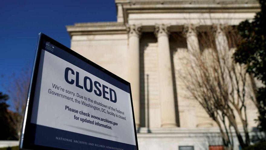 Federal hükümetin 35 gündür kapalı kalmasının ABD'ye maliyeti 6 milyar dolar