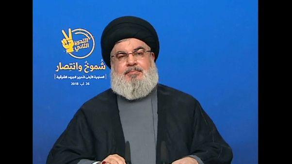 حسن نصر الله أمين عام حزب الله