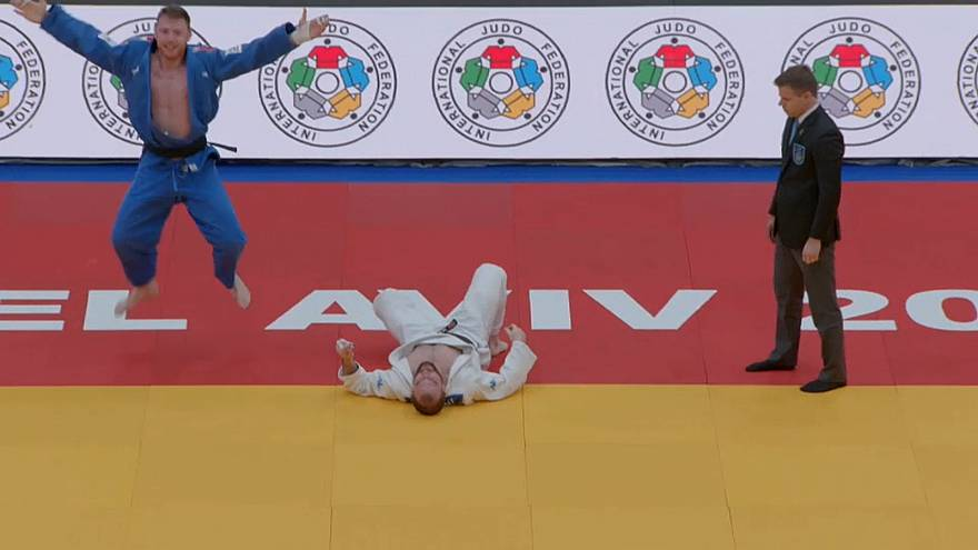 Powerhouse performance from Israel on final day of Tel Aviv Grand Prix
