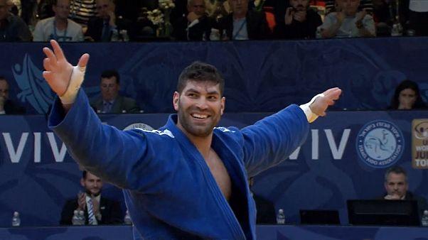 Judo Grand Prix Tel Aviv 2019 - Gold für Or Sasson