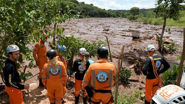Brezilya baraj tehlikesi