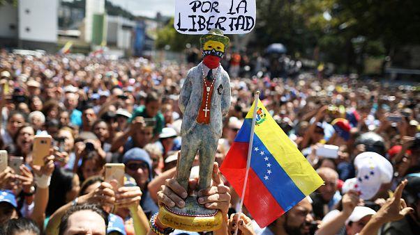 Maduro rechaza la convocatoria electoral que exige la UE