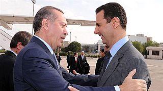 Cumhurbaşkanı Erdoğan Suriye lideri Esad