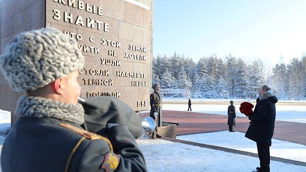 75-я годовщина снятия блокады Ленинграда