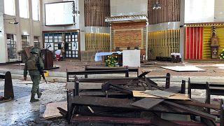 Atentado mortal islamista en una catedral filipina