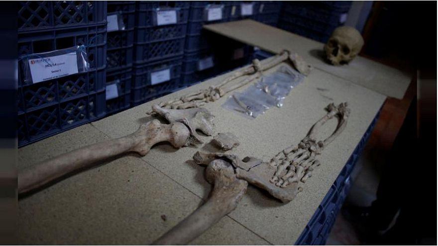 العثور على مقبرة رومانية قرب أحد أشهر مطاعم لشبونة