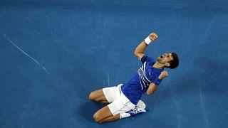 Open d'Australie : Novak Djoković au septième ciel