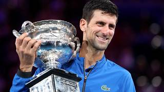 """Australian Open: """"la settima"""" di Nole Djokovic"""