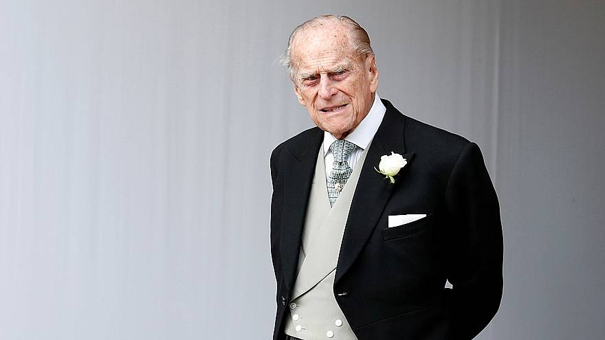 Britain's Prince Philip apologises to injured woman in crash