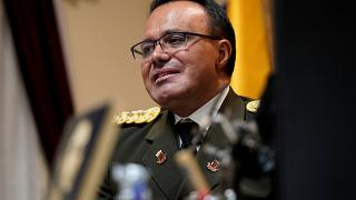 El coronel agregado en Washington apoya a Guaidó