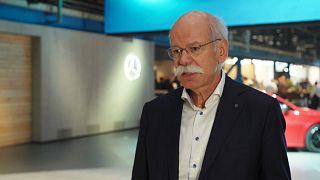 1,05 Millionen jährlich: Riesenrente für Daimler-Chef Zetsche