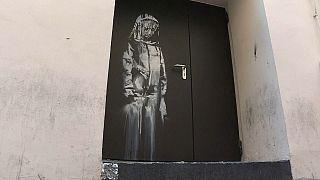 Paris: Banksy artwork stolen