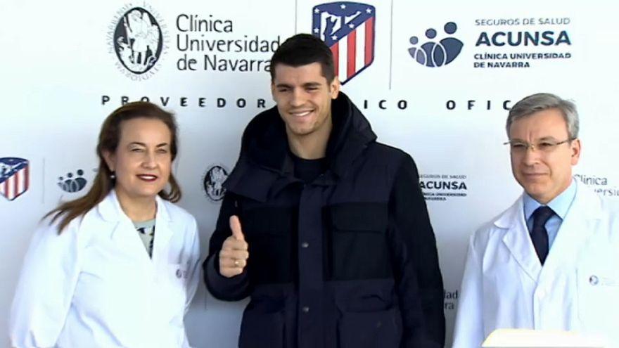 Morata vuelve al Atlético de Madrid y 'Pipita' Higuaín se va al Chelsea