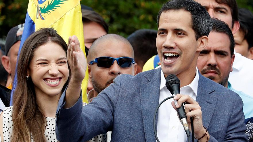 Is it legal for Juan Guaidó to be proclaimed Venezuela's interim president?