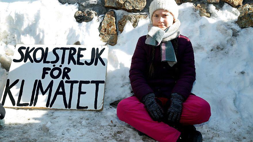 Was will die 16-jährige Klimaaktivistin Greta Thunberg?