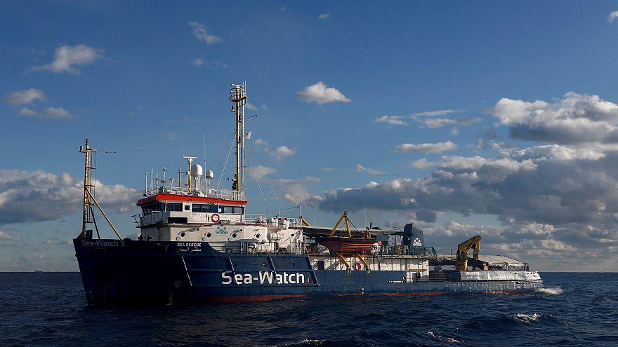 Sea Watch Arama Kurtarma Gemisi