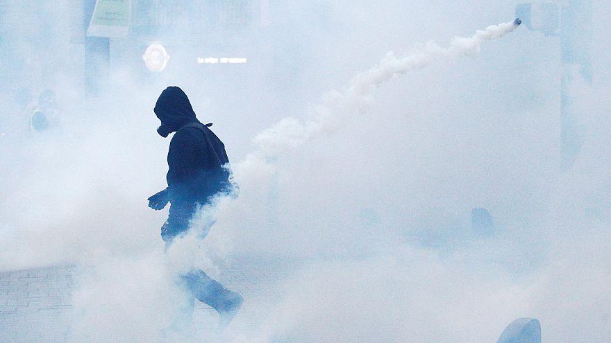 أكثر من 80 ألف متظاهر من أصحاب السترات الصفراء في فرنسا للأسبوع الحادي عشر