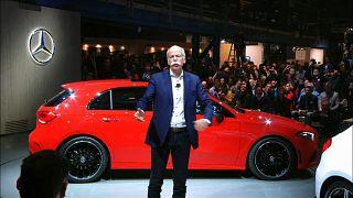 Mercedes, la pensione d'oro di Dieter Zetsche