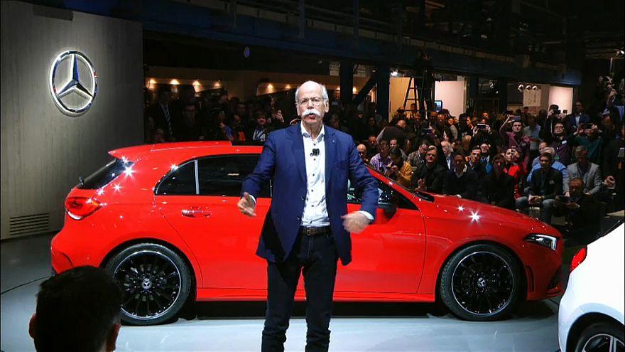 Reforma milionária do presidente da Daimler-Mercedes