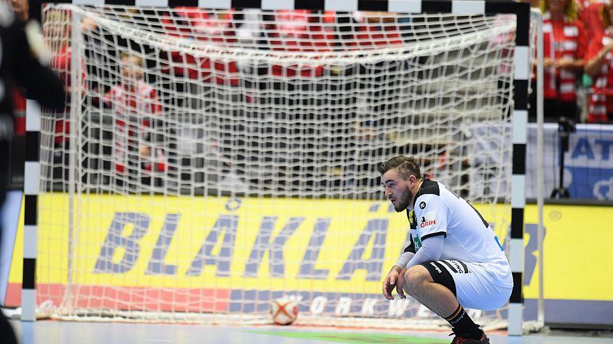 Deutsche Handballer verlieren Spiel um Platz 3 - ganz knapp