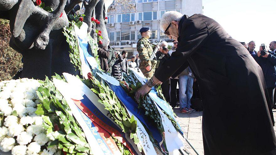 Η Θεσσαλονίκη θυμάται τα θύματα του Ολοκαυτώματος