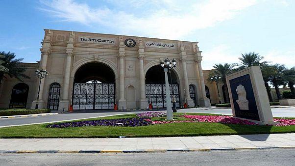 فندق ريتز كارلتون في الحي الدبلوماسي بالعاصمة السعودية الرياض 30-01-18