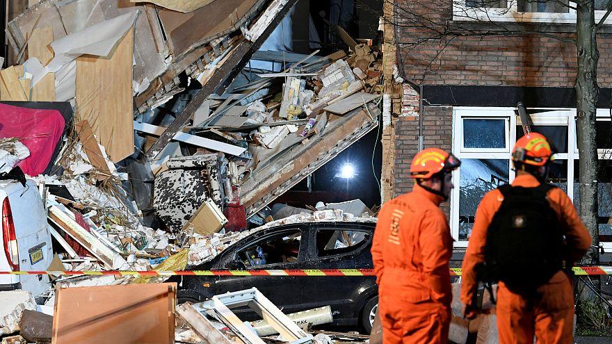 Explosion in Den Haag - mindestens 9 Verletzte