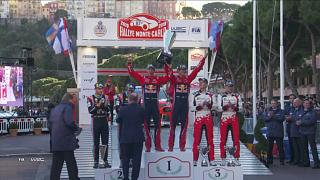 Sébastien Ogier conquista Monte Carlo